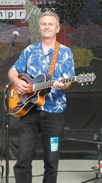 Marc Bristol - Northwest Singer, Songwriter, Bandleader and